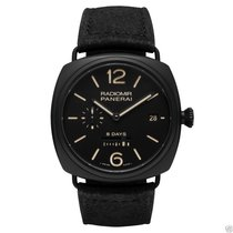 Panerai PAM00384 Historic Radiomir 8 Days Ceramica 45mm PAM 384