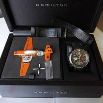 Hamilton - Hamilton Khaki automático X Wind Ano 2007 - ref+...