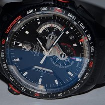 TAG Heuer Grand Carrera Chronograph Calibre 36 RS Titanium