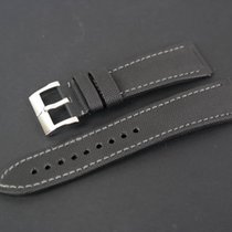 Blancpain Fifthy Fathoms Sail Cloth Canvas Strap + Steel...