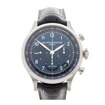 Baume & Mercier Capeland Chronograph Stainless Steel Gents...