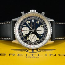 Breitling Old Navitimer II Chronograph Stahl Ref. A13322  New...
