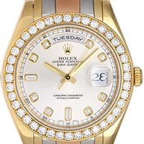Rolex Tridor Day-Date Special Edition Masterpiece Men's...