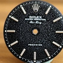 Rolex Black Marble Dial airking 14000
