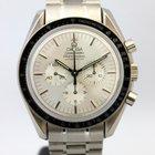 Omega Speedmaster Moonwatch Apollo XI 25th Anniversary White Gold