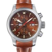 Fortis Aviatis Aeromaster Dawn Chronograph Day/date Watch 200m...
