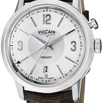 Vulcain 50s Presidents Watch Cricket Automatic 110151.281LBN