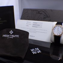 Patek Philippe Calatrava 5119R 36MM 18K Rose Gold Like New