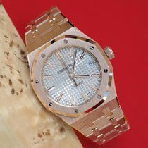 Audemars Piguet Royal Oak 18K Rose Gold Automatic Watch