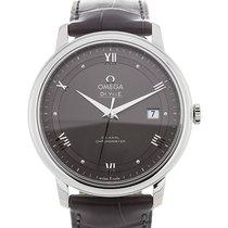 Omega De Ville Prestige 40 Co-Axial Grey Dial
