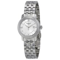 Tissot Ladies T0970101103800 T-Classic Bridgeport Watch