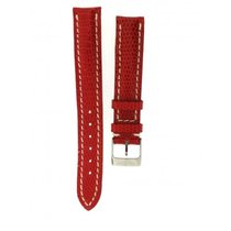 Breitling Red Alligator Strap 104z
