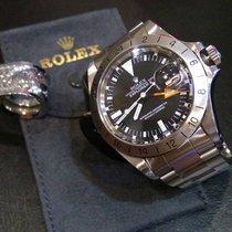 """Rolex Explorer II """"Orange Hand"""""""