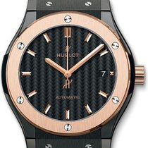 Hublot Classic Fusion Ceramic King Gold 42 mm