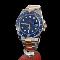Rolex Oyster Perpetual Submariner Date 300m Steel and Gold...