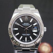 Rolex Black Dial DateJust II - 41mm  - Never Worn