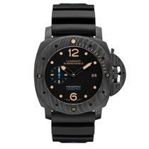 Panerai Officine LUMINOR SUBMERSIBLE 1950 CARBOTECH  3 days ...