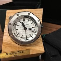 Audemars Piguet Cally - AP ROYAL OAK TABLE CLOCK 2017/05 WARRANTY