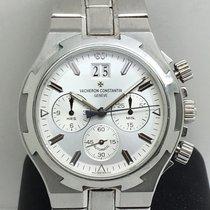Vacheron Constantin Overseas Chronograph White Dial