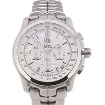 TAG Heuer Link 43 Automatic Chronograph Calibre 36