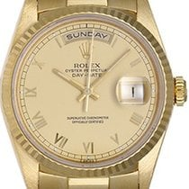 Ρολεξ (Rolex) President Day/Date 18K Men's Watch 18238...
