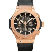 Hublot Big Bang Aero Bang Rose Gold 44mm Mens Watch