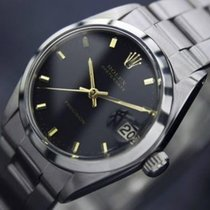 Rolex Oysterdate Precision 6466 Manual Stainless Steel 1970s...