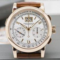 A. Lange & Söhne 403.032 Datograph 18K Rose Gold (26349)