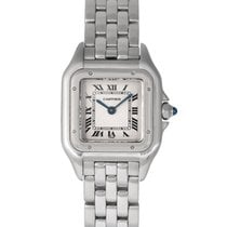 Cartier Ladies Panthere Stainless Steel, Ref: 1320