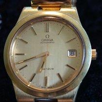 Omega Geneve – men's wristwatch calibre 1012