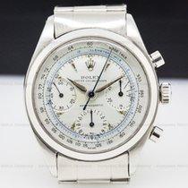 Rolex 6234 6234 Vintage Oyster Chronograph Pre Daytona SS MINT...