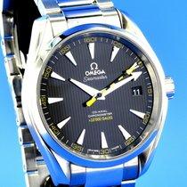 Omega Seamaster Aqua Terra 15,000 Gauss