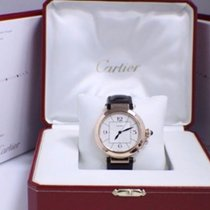 Cartier Pasha 18k Rose Gold 42mm Ref #2770 Box & Papers...