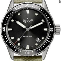Blancpain Sport Automatique Fifty Fathoms Bathy 5000-1110-K52A