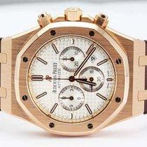 Audemars Piguet Royal Oak Chronograph Rose Gold Strap 26320OR....