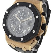 Audemars Piguet 25940OK Royal Oak Rose Gold Offshore Chrono...