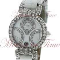 Harry Winston Premier Excenter Bi-Retro Day-Date Ladies,...