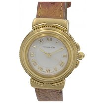 Tiffany & Co 18k Yellow Gold Watch