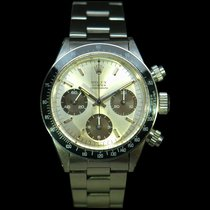 Rolex Daytona Cosmograph 6263 Sigma Purple Brown Compax