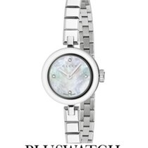 Gucci Diamantissima 27mm Mother of Pearl Dial YA141503 T