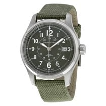 Hamilton Men's H70595963 Khaki Field Auto 40mm Watch