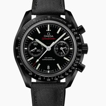 Omega Dark Side of The Moon Co-axial Speedmaster Moonwatch
