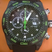 Locman Stealth 300 Metri Chrono Carbonio