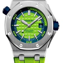 Audemars Piguet Royal Oak Offshore Diver Stainless Steel...
