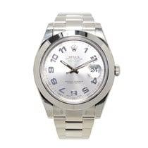勞力士 (Rolex) Datejust II Stainless Steel Silver Automatic 116300