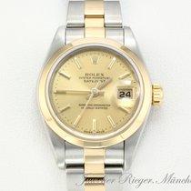 Rolex Datejust Stahl Gelbgold 750 Automatik Lady Date Just