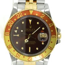Rolex GMT-Master Rot Beer Nipple Dial