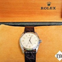 Rolex Oyster Perpetual 6564 Watch NEW TUBE & CROWN CAL 1030 W/...