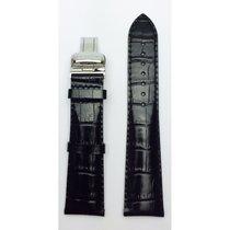 Certina DS 1 Lederband Schwarz C600011636