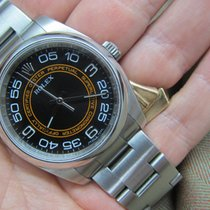 Rolex Oyster Perpetual 116000 | Harley Davidson Dial FullSet